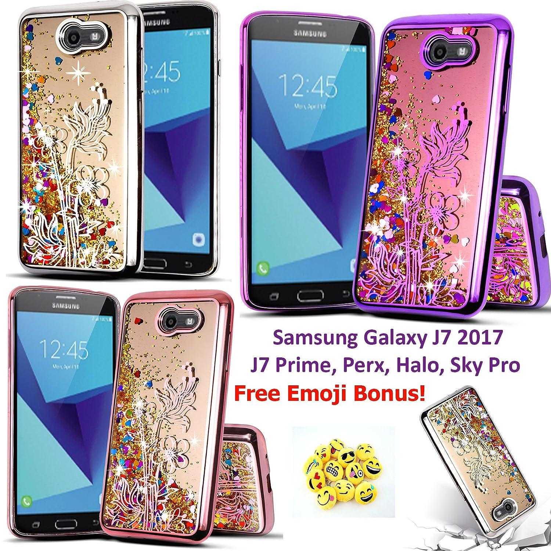 Amazon.com: Para Samsung Galaxy J7 2017/Sky Pro/J7 Prime/j7 ...