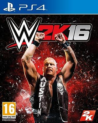 Wrestling games for ps4