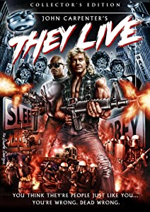 They Live (1988) Movie Poster 24x36 inches John Carpenter