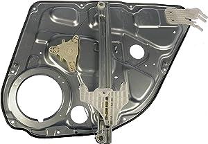 Dorman 749-344 Rear Driver Side Power Window Regulator for Select Hyundai Models