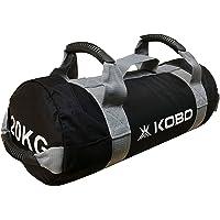 Kobo Sandbag Adjustable Weight Power Training Filled Fitness Bag Cross Fitness Exercise Running Workout Sand Bag (Imported)
