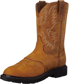 Amazon.com | Ariat Men's Sierra Work Boot | Western