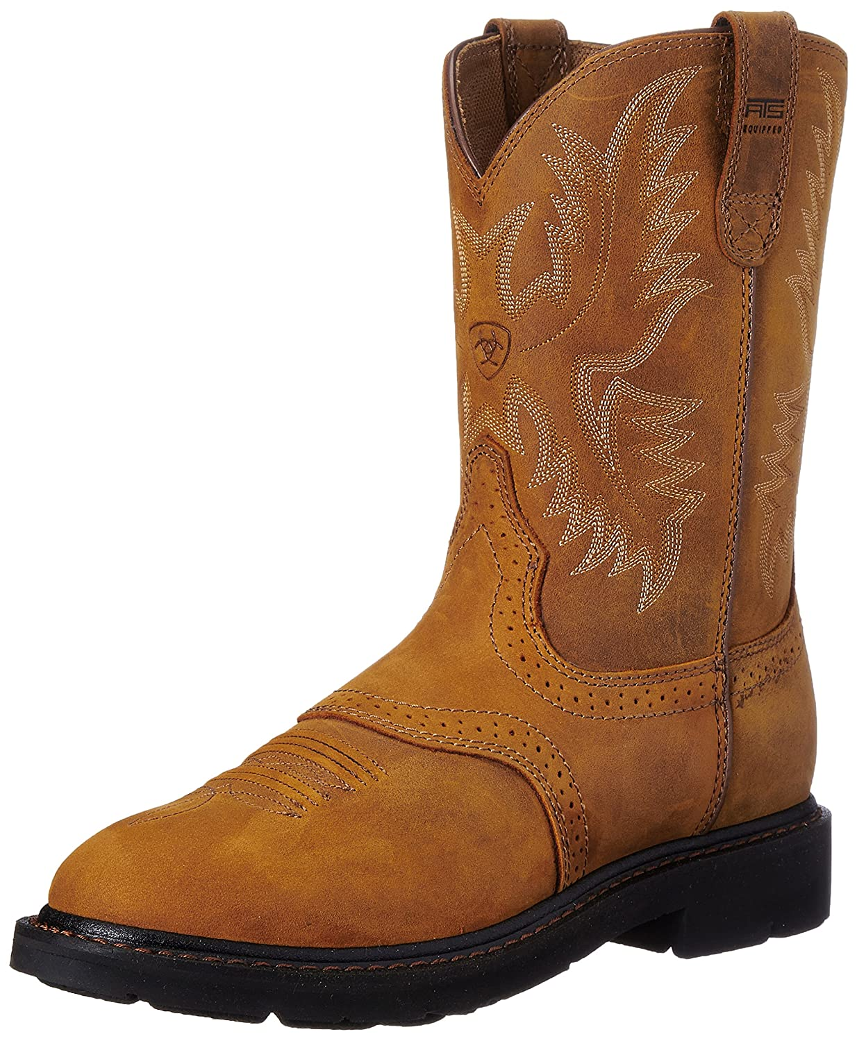 Amazon.com | Ariat Men's Sierra Saddle Work Boot | Western