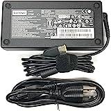 Lenovo 20V 8.5A 170W Slim Tip AC Adapter For Lenovo ThinkPad W540 W550s P50 P50S P70 E440 E450 E555 S431 T440 T540p X240…