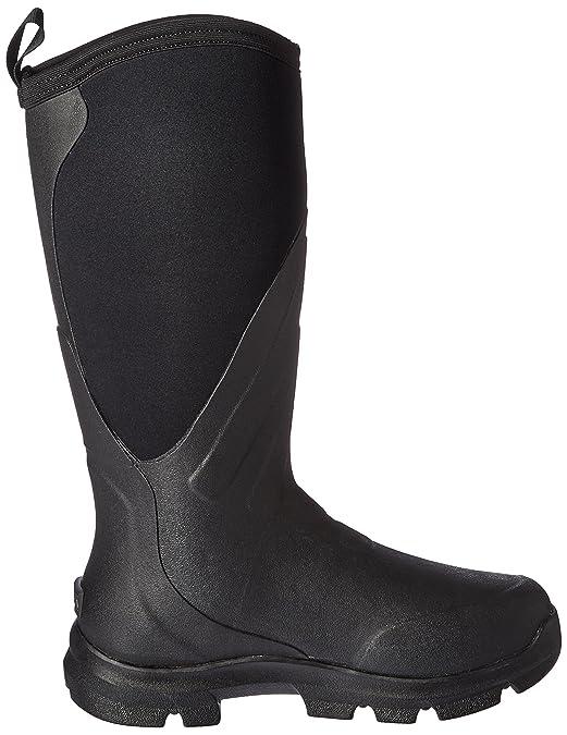 82b183c9dab Muck Boots Muck Grit Neoprene Wellington Boot - Black