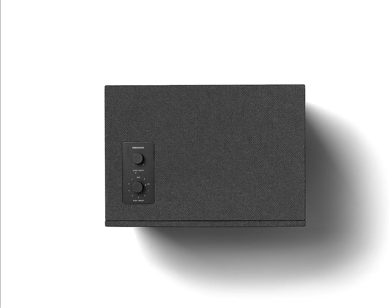 Concrete Grey WiFi, Bluetooth, Chromecast, AirPlay, Spotify Connect Urbanears Baggen Multiroom Lautsprecher