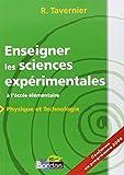 Enseigner les sciences expérimentales à l'école élémentaire