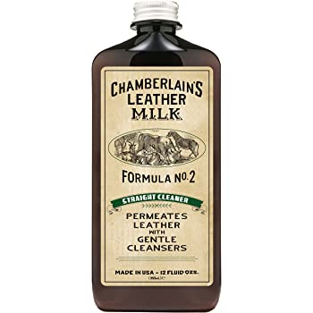 amazon com leather milk leather cleaner straight