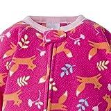 GERBER Baby Girls 2-Pack Blanket Sleeper, Pink