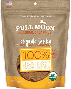 Full Moon Natural Organics Human Grade Dog Treats