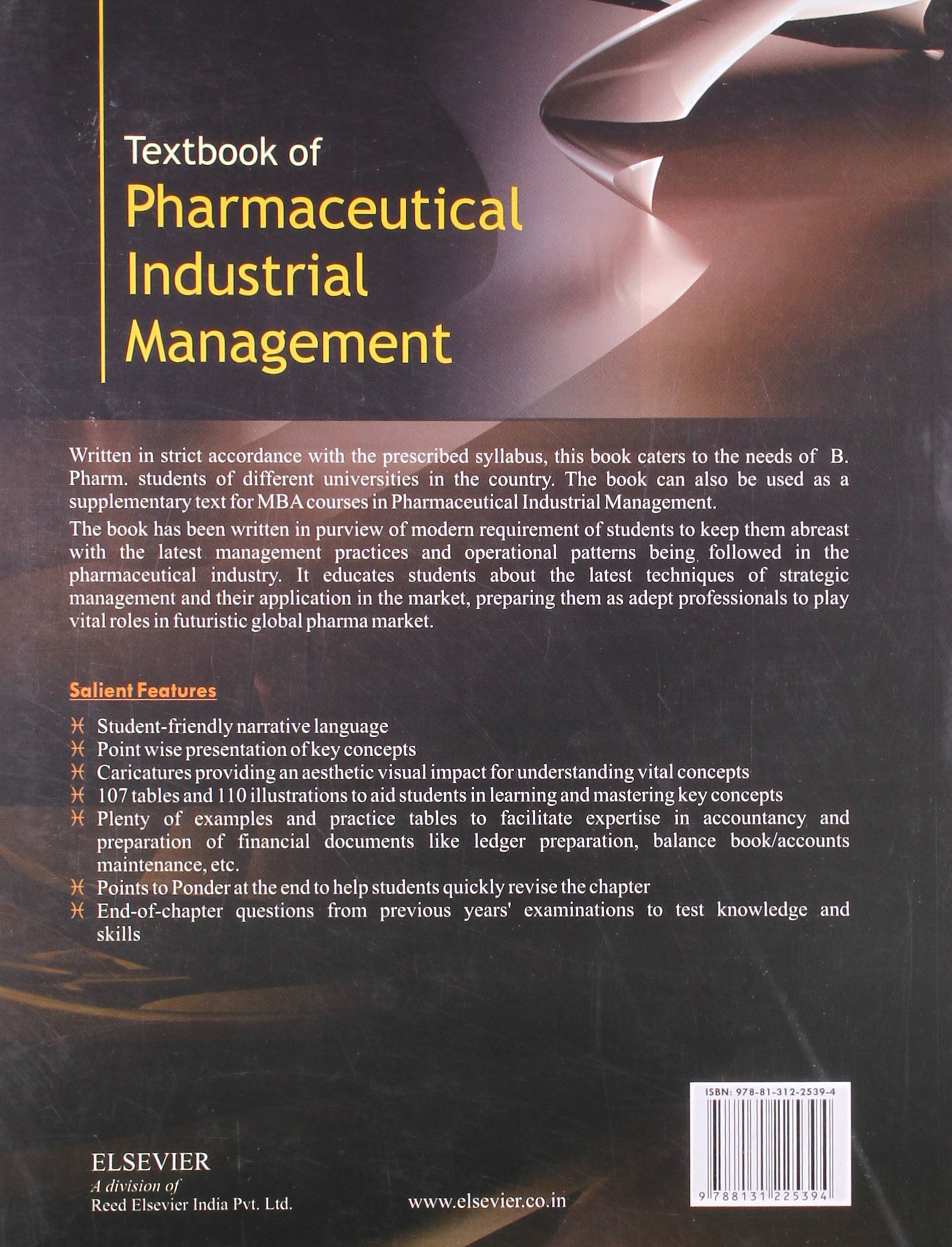 A Textbook of Pharmaceutical Industrial Management