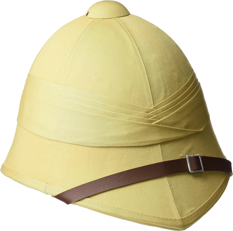 Boer War New Pith Helmet White