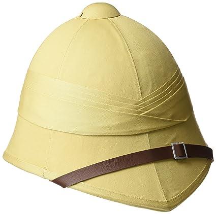4a44edcc7 Mil-tec British Foreign Services Style Khaki Tropical Pith Helmet