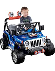 Power Wheels Hot Wheels Jeep Wrangler