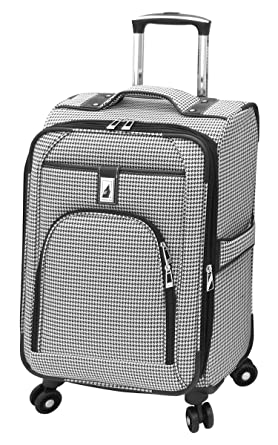 Amazon.com | London Fog Cambridge 21 Inch Expandable Carry On ...