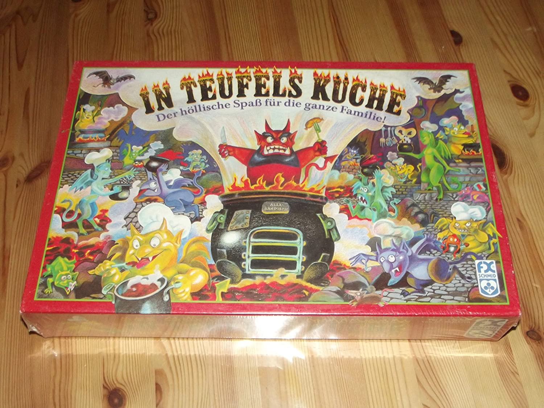 Ravensburger Spiel 1242 - In Teufels Küche