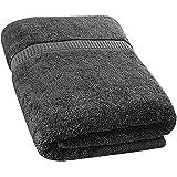 Utopia Towels - Soft Cotton Machine Washable Extra Large Bath Towel - Luxury Bath Sheet (Grey)