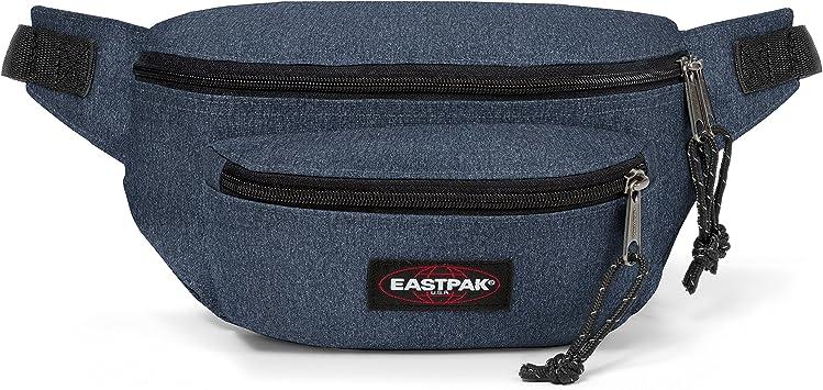 Eastpak Doggy Bag Riñonera, 27 cm, 3 L, Azul (Double Denim ...