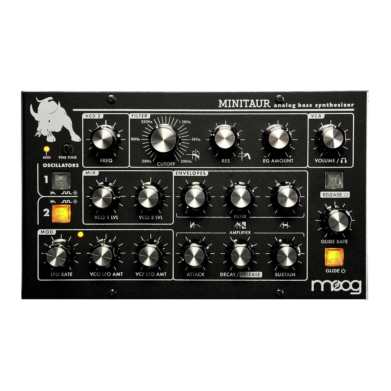 Moog Minitaur Bass Synthesizer TBP-002-01