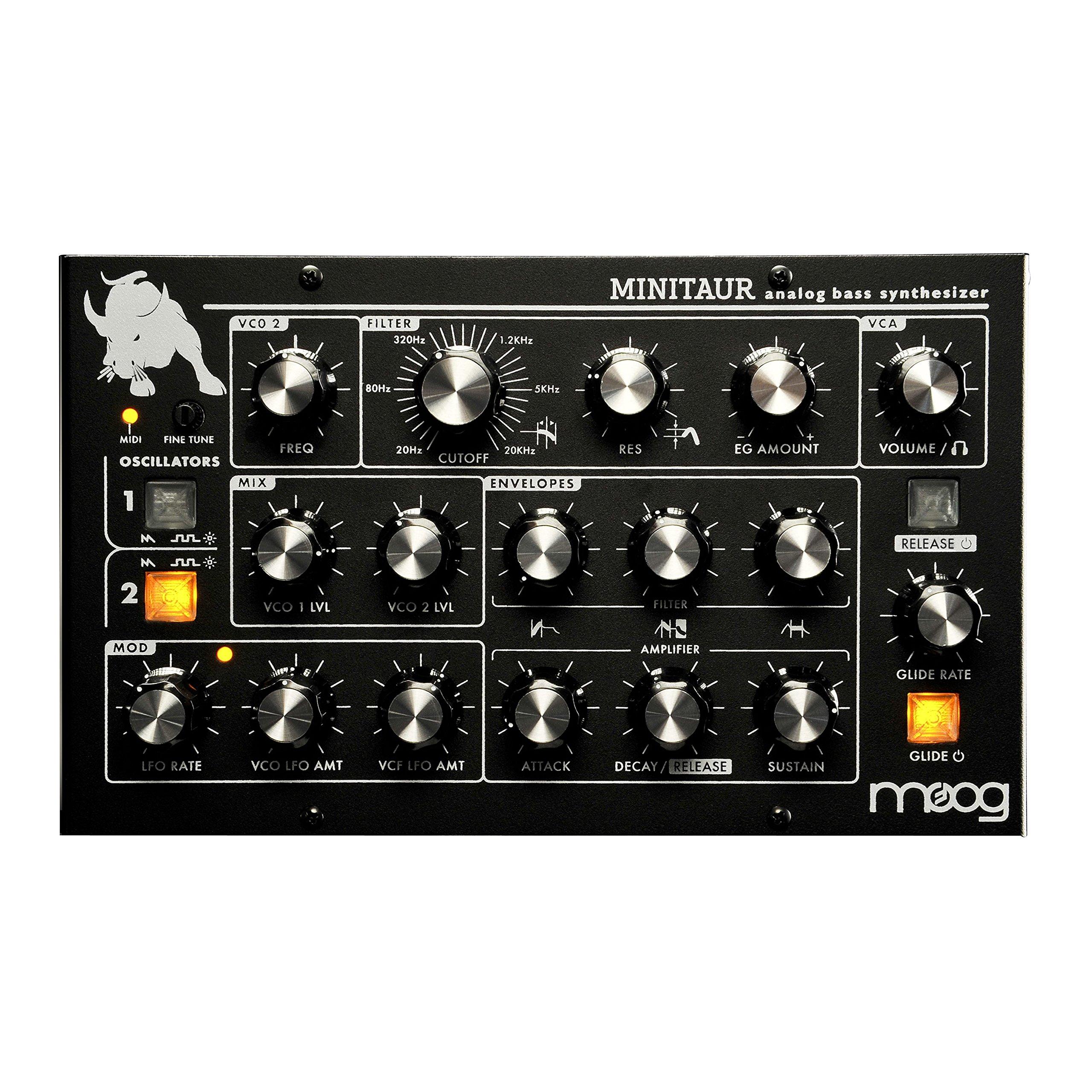 Moog Minitaur Bass Synthesizer by Moog Music Inc.