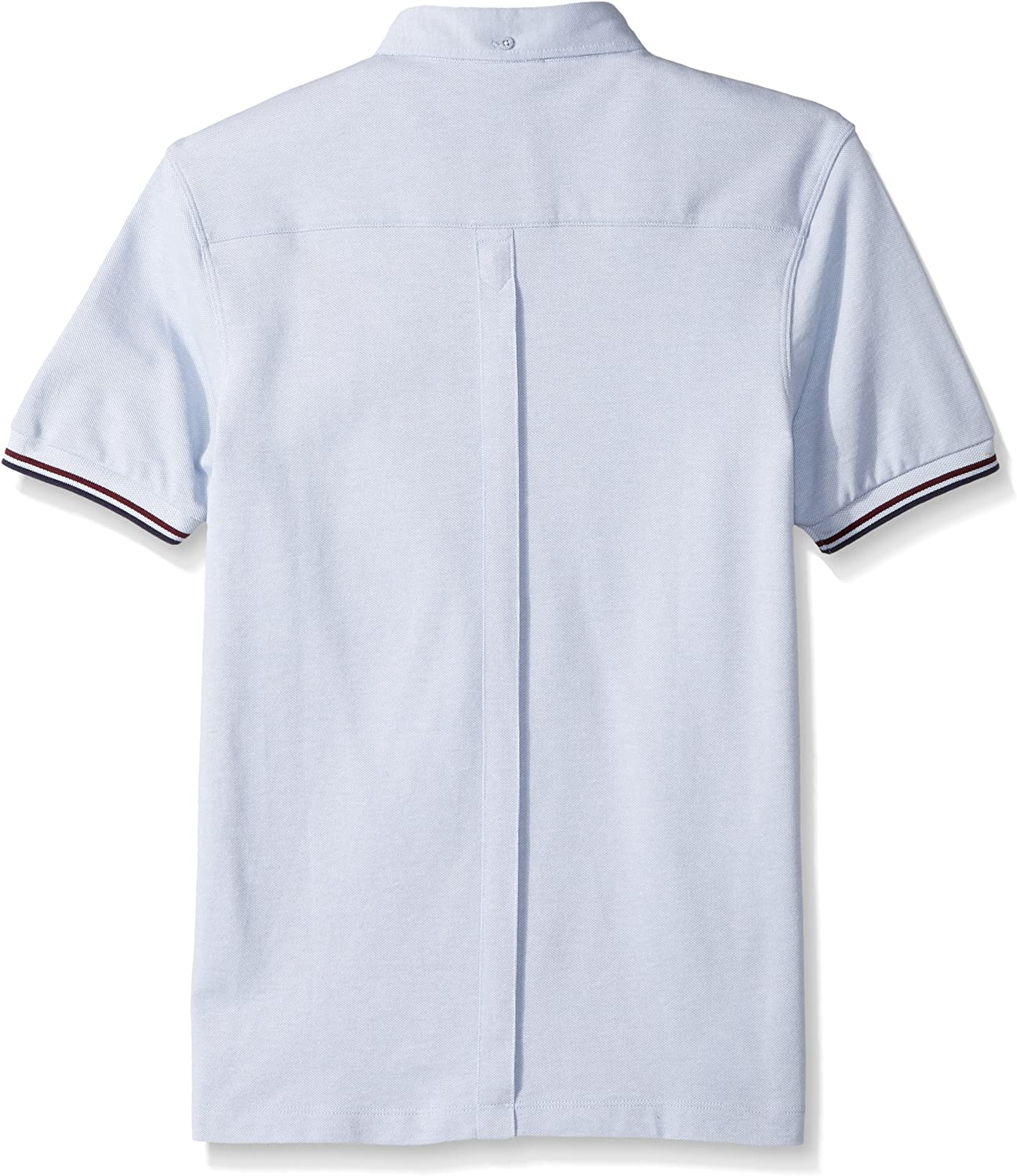 Fred Perry Polo Celeste Oxford Pique Polo Camisero Clothes - S ...