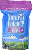 ナチュラルバランス ウルトラプレミアム インドアキャットフォーミュラ 2.2ポンド (1kg)