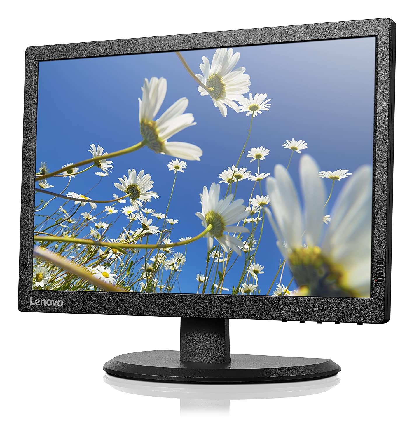 "Lenovo 60DFAAR1US 19.5"" Screen LED-Lit Monitor"