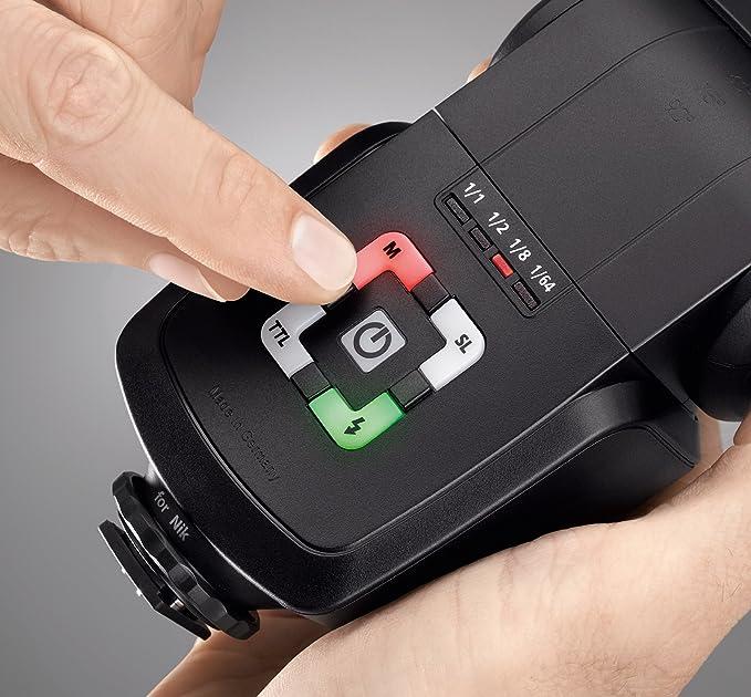 Metz Mecablitz 44 Af 1 Für Sony Multi Interface Shoe Kamera