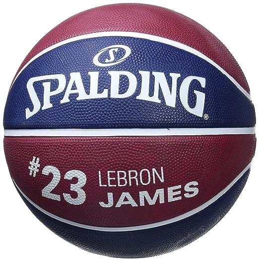 65129eae5b54a Spalding NBA Lebron James Basket Ball  Amazon.co.uk  Sports   Outdoors