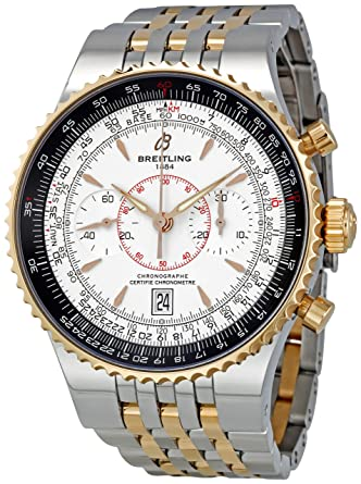 Breitling Montbrillant Legende c2334024/G637/445 C - Reloj automático de hombre: Breitling: Amazon.es: Relojes