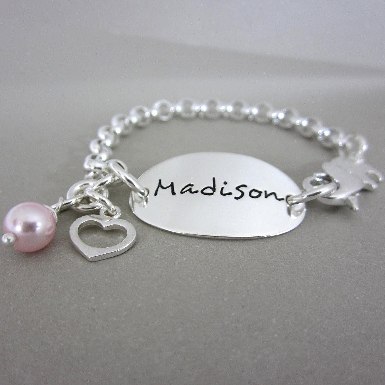 Amazon Custom Baby Bracelets Baby Name Bracelets
