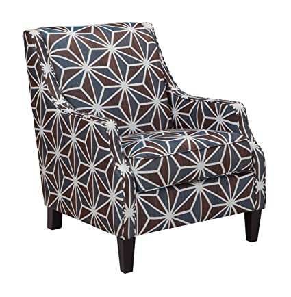 Peachy Amazon Com Benchcraft Brise Contemporary Upholstered Caraccident5 Cool Chair Designs And Ideas Caraccident5Info