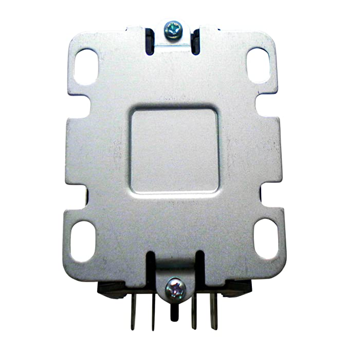 OneTrip Parts Contactor 2 Pole 40 Amp Protactor Heavy Duty Enclosed Replacement For Carrier Byant Payne P282-0421