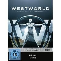 Westworld - Staffel eins: Das Labyrinth [Alemania] [DVD]