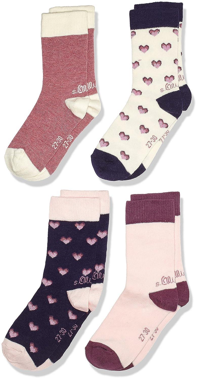 Pack de 8 s.Oliver Socks Calcetines, para Ni/ñas