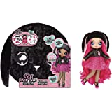"""MGA Entertainment Na Na Na Surprise Ultimate Black Bunny and 11"""" Fashion Doll Surprise Doll with Clothes & Accessories 100+ M"""
