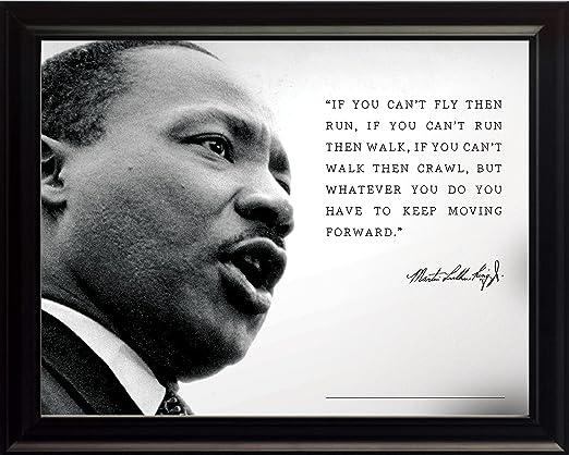 "Martin Luther King Jr MLK Civil Rights 11x14/"" Art Print Poster Black History"