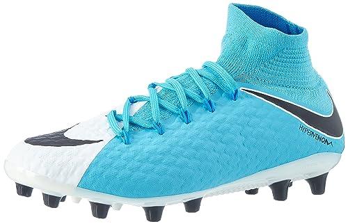 f689b5be4c8a NIKE Men  s Hypervenom Phatal Iii Df Agpro Football Boots  Amazon.co ...