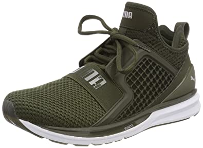 Puma Men s Ignite Limitless Weave Forest Night Running Shoes 6.5 UK India  (38.5 EU cf3c26646