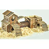 NiteangeL Natural Living Tunnel System, Small Animal House