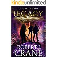 Legacy (The Girl in the Box Book 8) book cover
