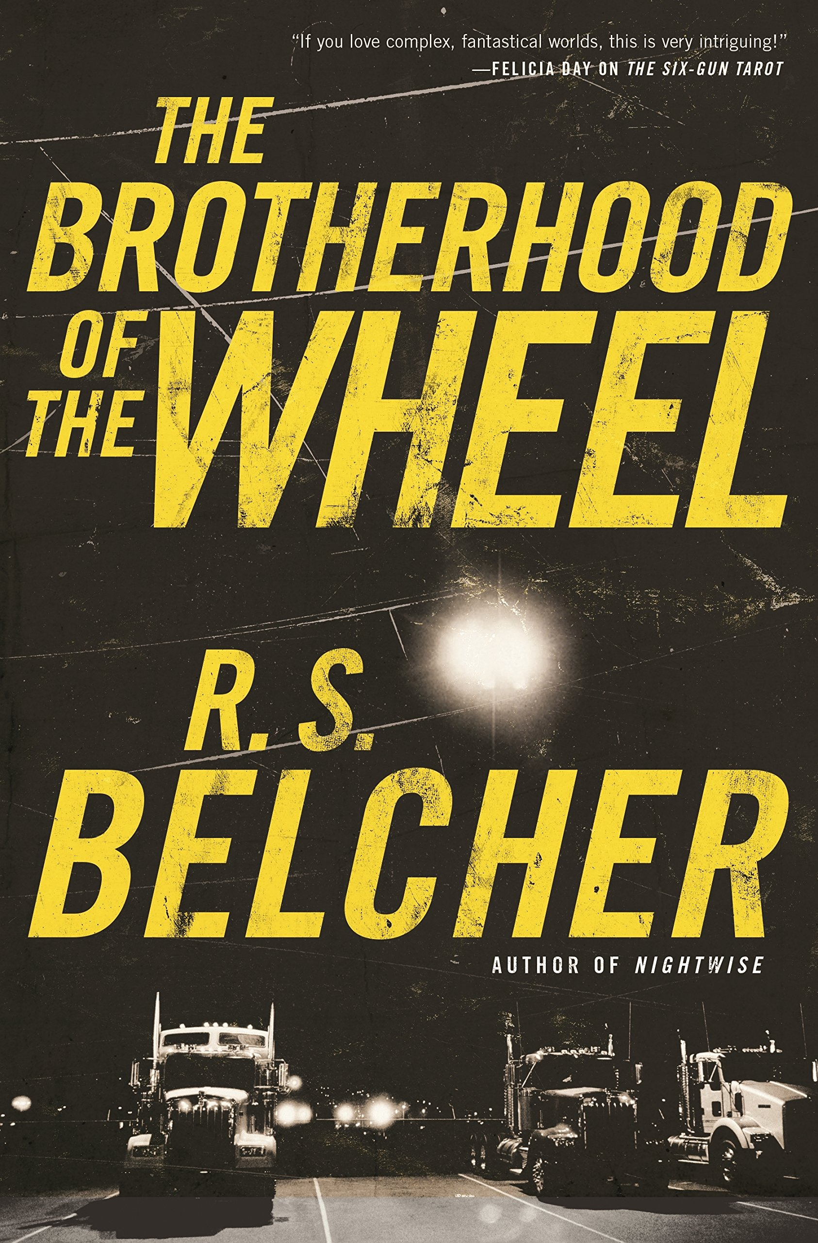 Download The Brotherhood of the Wheel: A Novel PDF