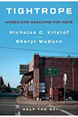 Tightrope: Americans Reaching for Hope Hardcover