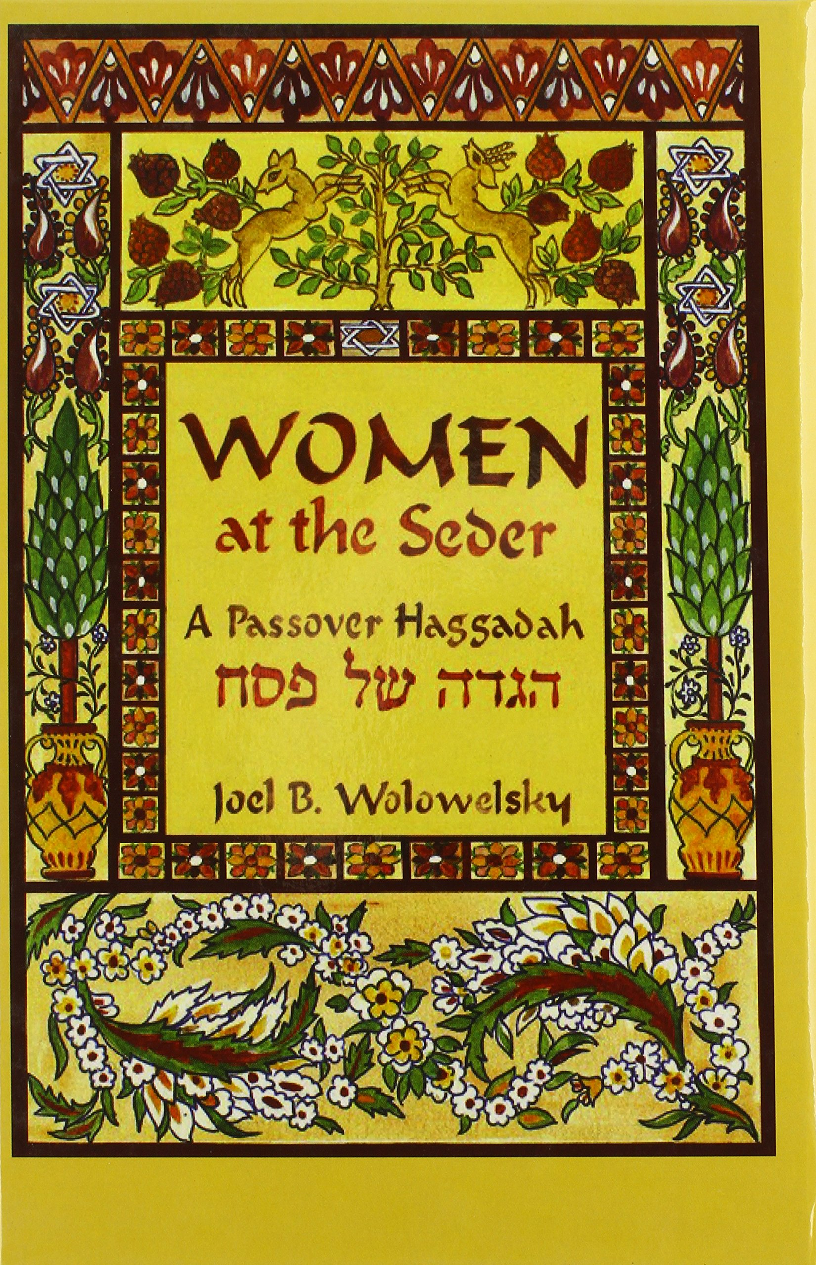 Download Women At The Seder: A Passover Haggadah (English and Hebrew Edition) PDF