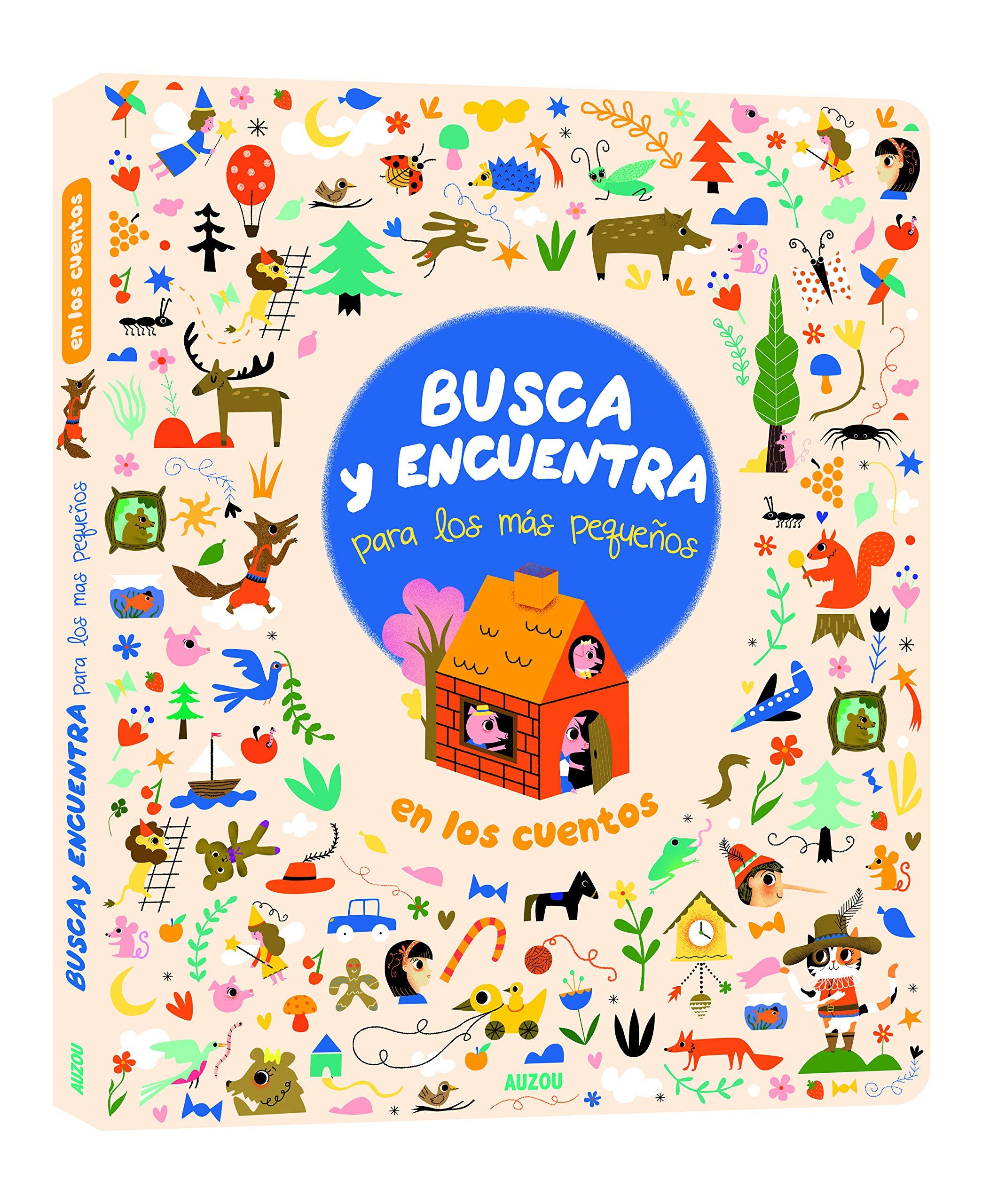 Busca Y Encuentra Para Los Más Pequeños En Los Cuentos Amazon Es Andreacchio Sarah Andreacchio Sarah Libros