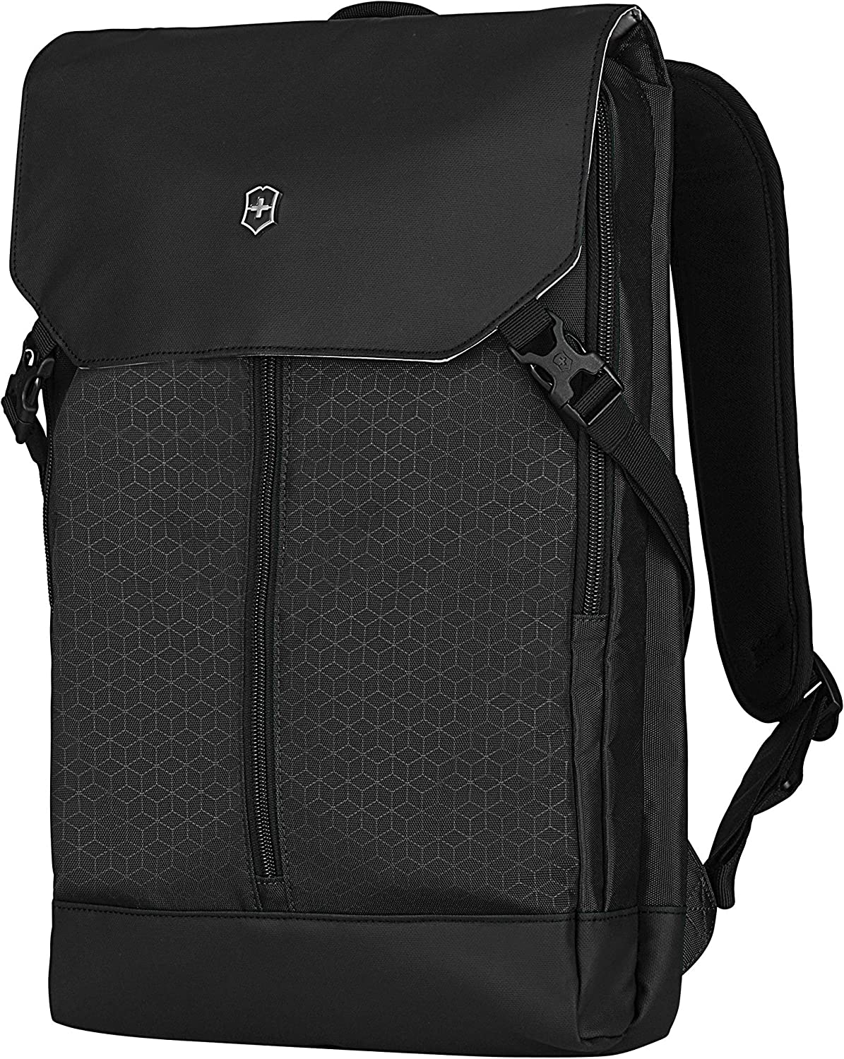 Victorinox Altmont Original Flapover Laptop Backpack (Black)
