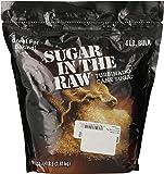 Sugar in The Raw Natural Cane Sugar Bag, 4 Pound
