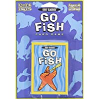 Go Fish Card Game: Part of Kids Classics Series