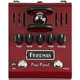 Friedman Amplification Fuzz Fiend 12AX7 Tube Powered Fuzz Guitar Pedal
