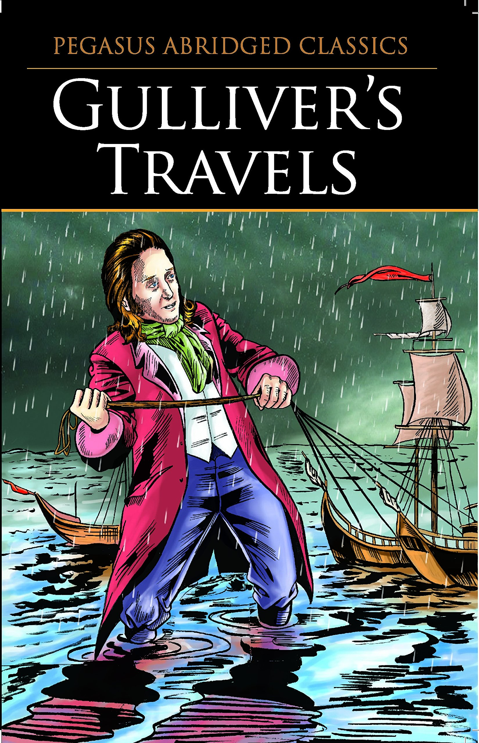Gulliver�s Travels (Pegasus Abridged Classics)